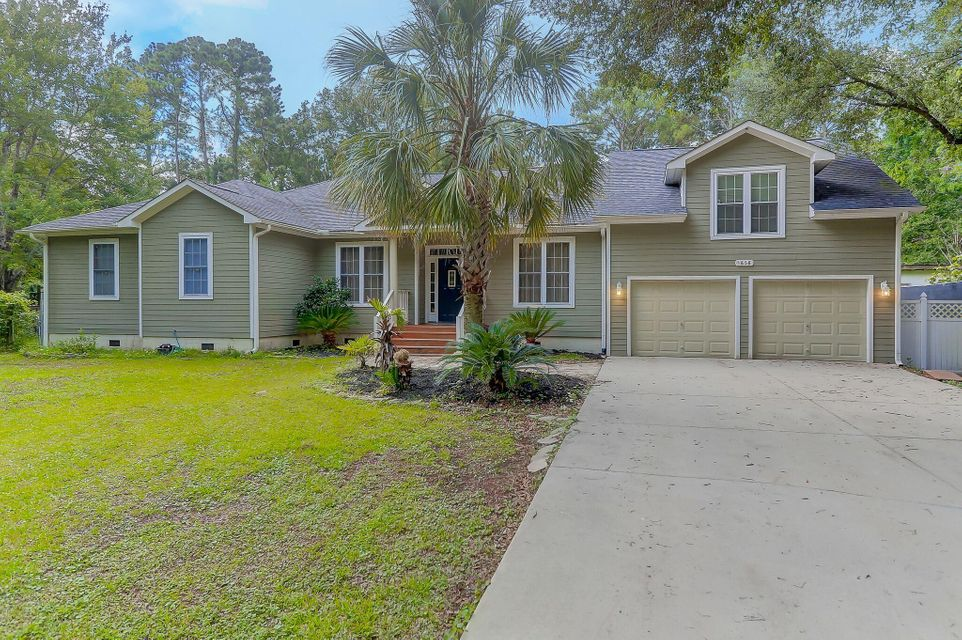 1858 Bluebird Road Johns Island, SC 29455