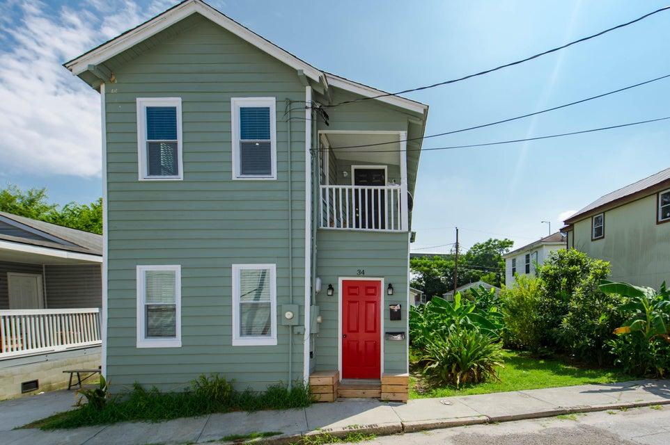 34 H Street Charleston, SC 29403