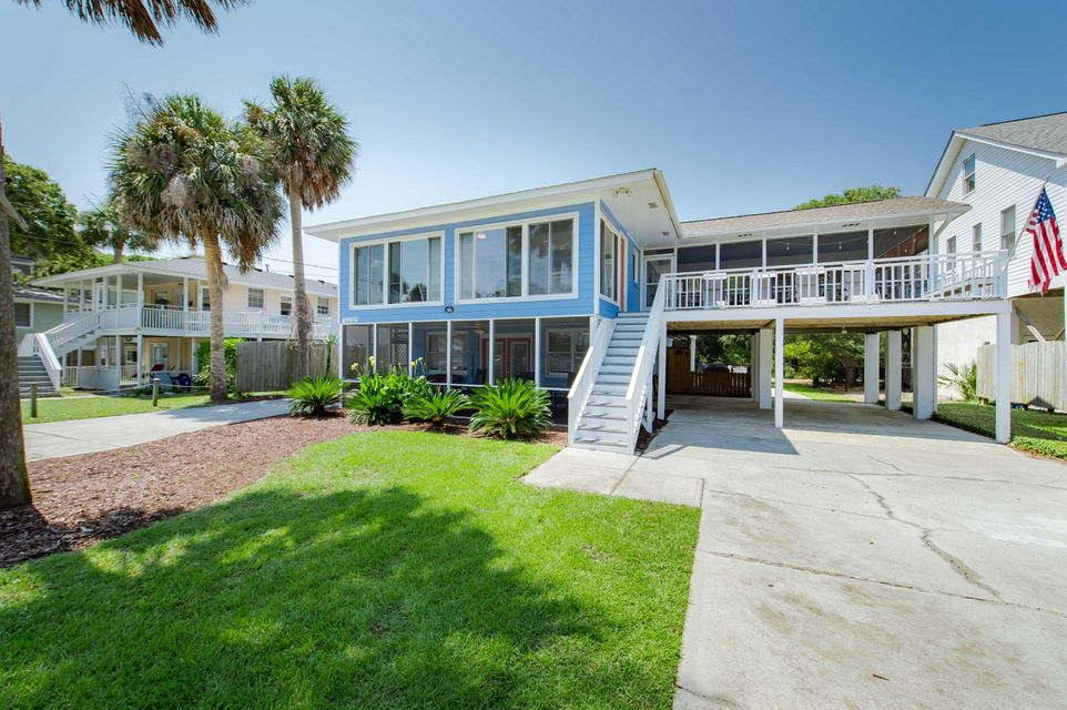 704 W Ashley Avenue Folly Beach, SC 29439
