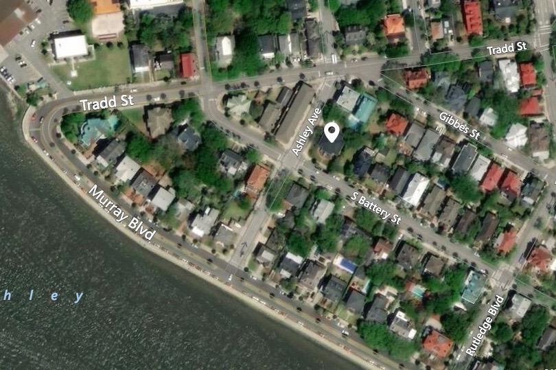142 S South Battery Charleston, SC 29401