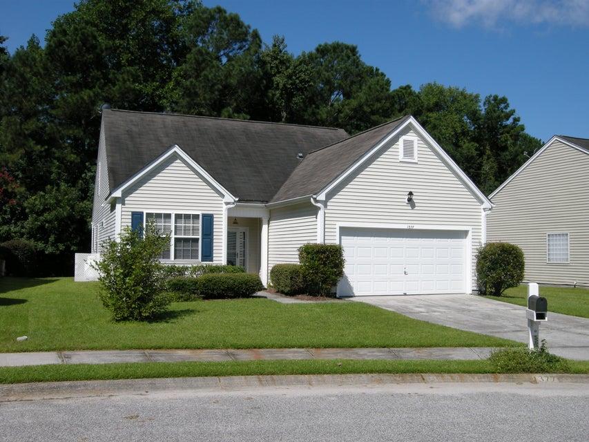 1377 Palm Cove Drive Charleston, SC 29492