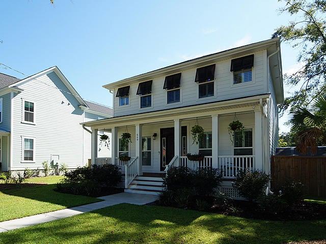 668 Kent Street Mount Pleasant, SC 29464