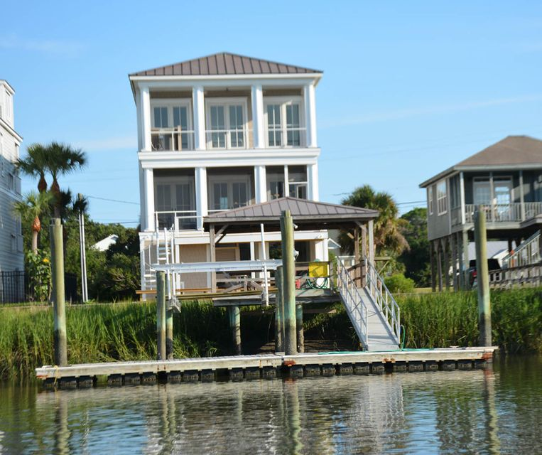 3750 Dock Site Road Edisto Island, SC 29438