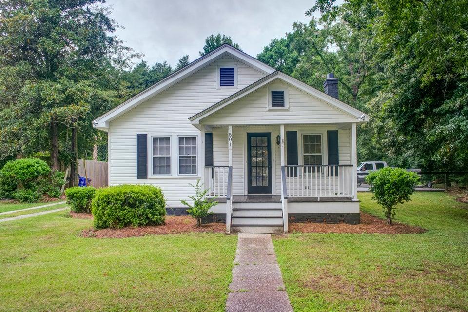 501 & 503 Woodland Shores Road Charleston, SC 29412