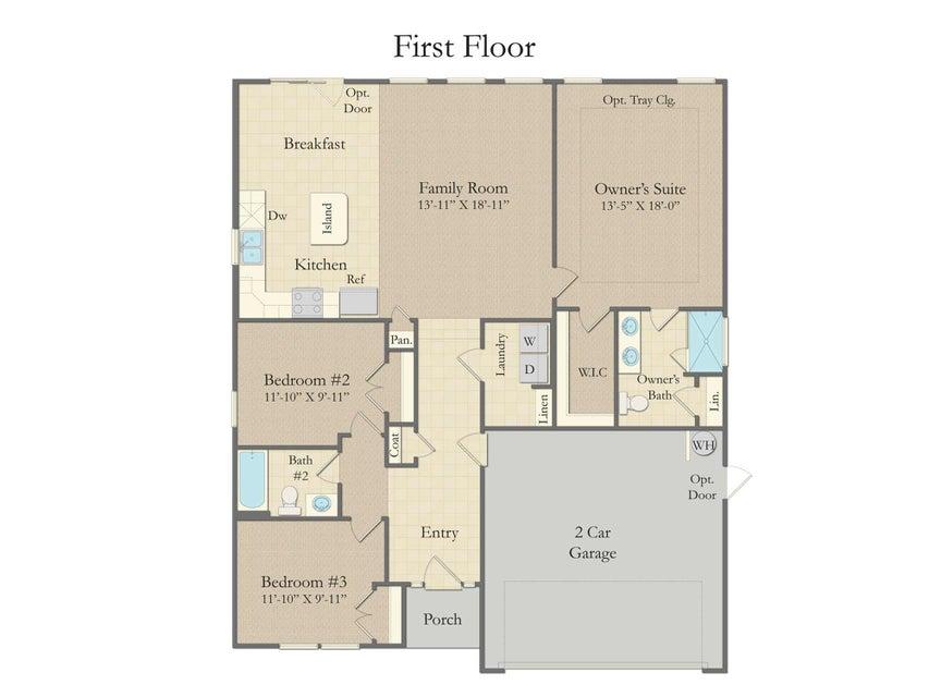 Riverstone Homes For Sale - 10 Sugeree, Moncks Corner, SC - 10