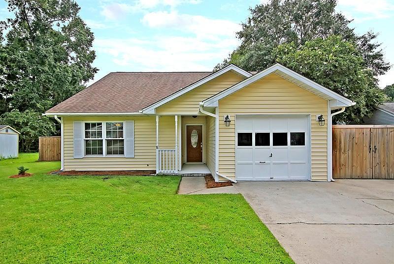 524 Laurel Ridge Rd North Charleston, SC 29418