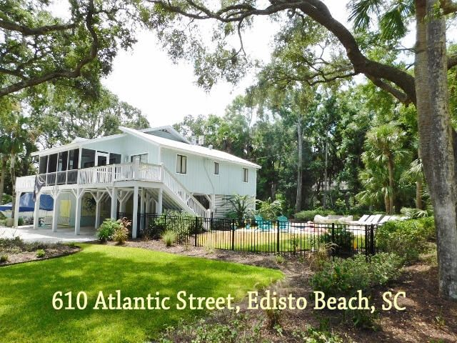 610 Atlantic Street Edisto Beach, SC 29438