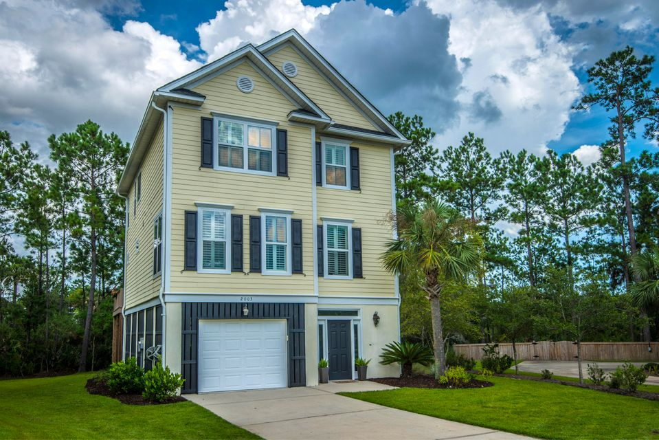 2003 N Creek Drive Mount Pleasant, SC 29466