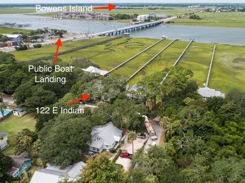 122 E Indian Avenue Folly Beach, SC 29439