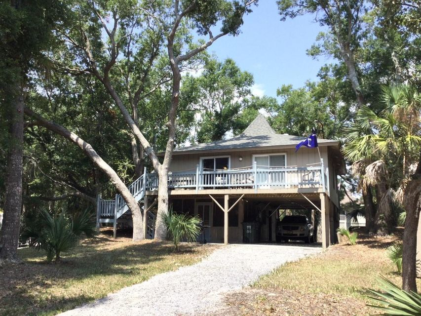 506 Jungle Road Edisto Beach, SC 29438