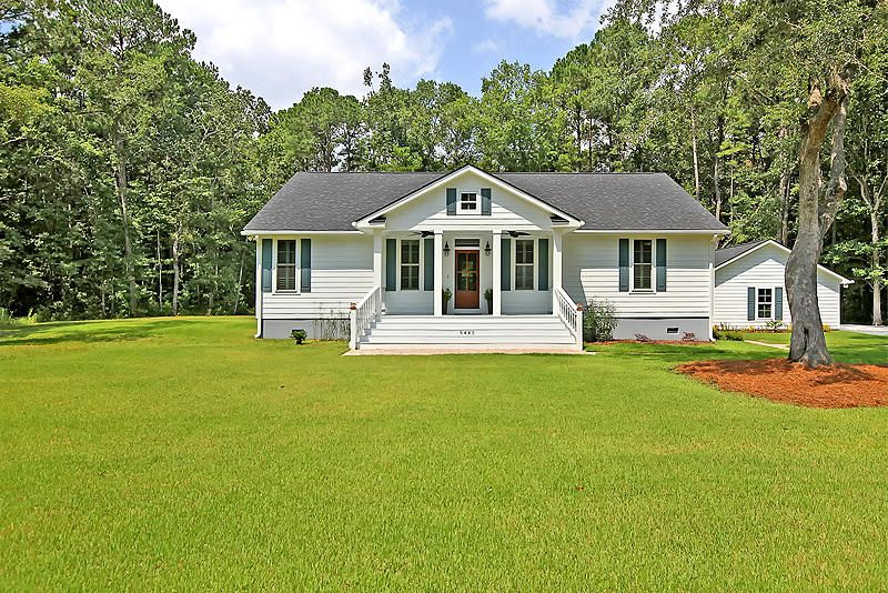 6445 Pepper Grass Trail Ravenel, SC 29470