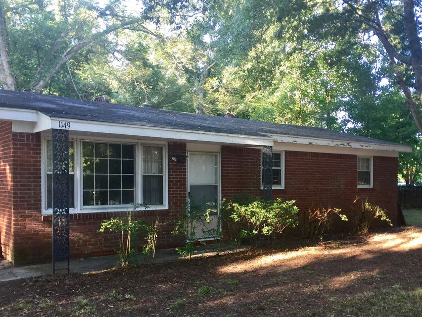1149 Oxbow Drive Charleston, SC 29412