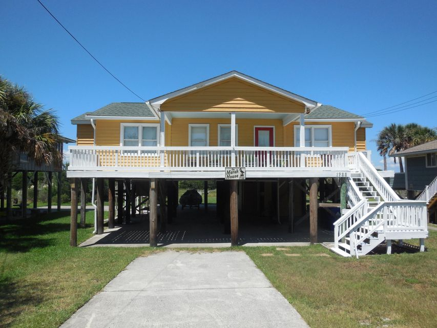 1722 E Ashley Avenue Folly Beach, SC 29439