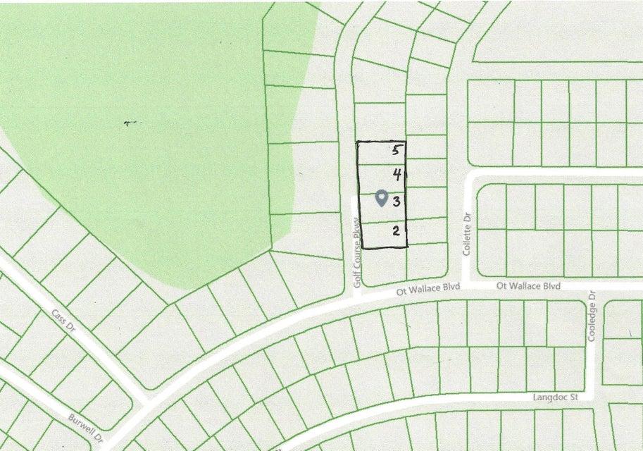 Lot 3 Golf Course Parkway Moncks Corner, SC 29461