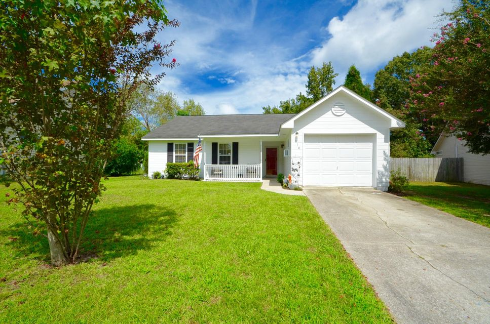 110 Persimmon Circle Goose Creek, SC 29445