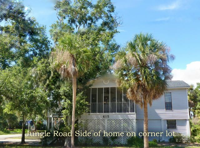 615 Jungle Road Edisto Island, SC 29438
