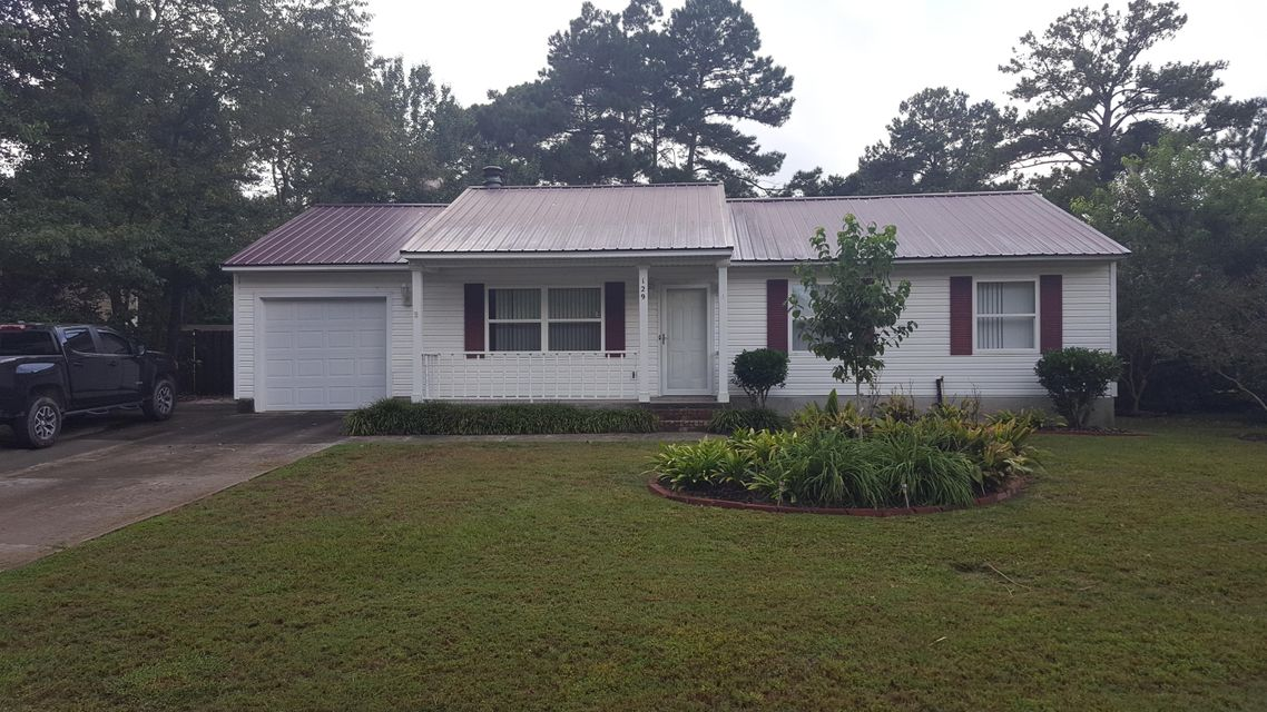 129 Cottonwood Drive Summerville, SC 29483