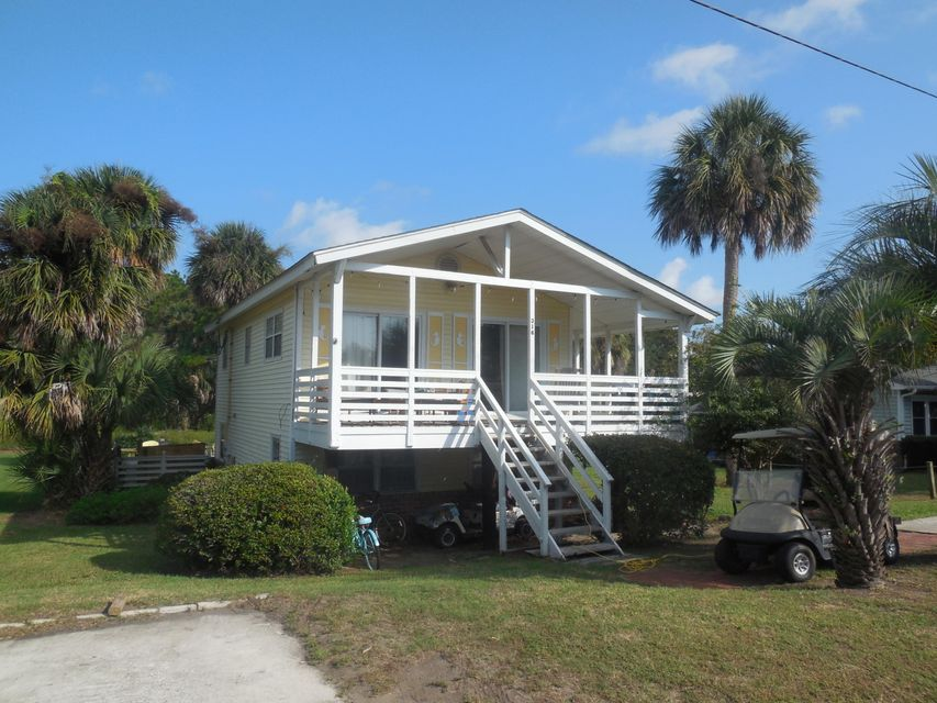 316 W Cooper Avenue Folly Beach, SC 29439