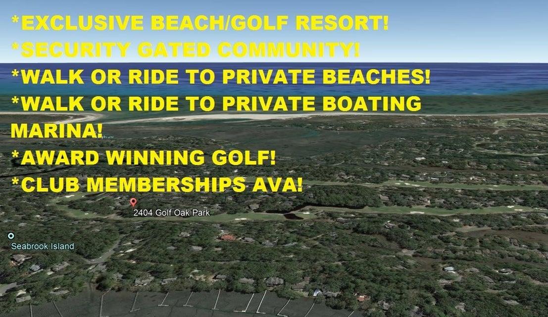 2404 Golf Oak Park Johns Island, SC 29455