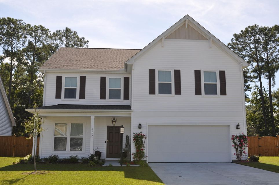 1547 Thoroughbred Boulevard Johns Island, SC 29455