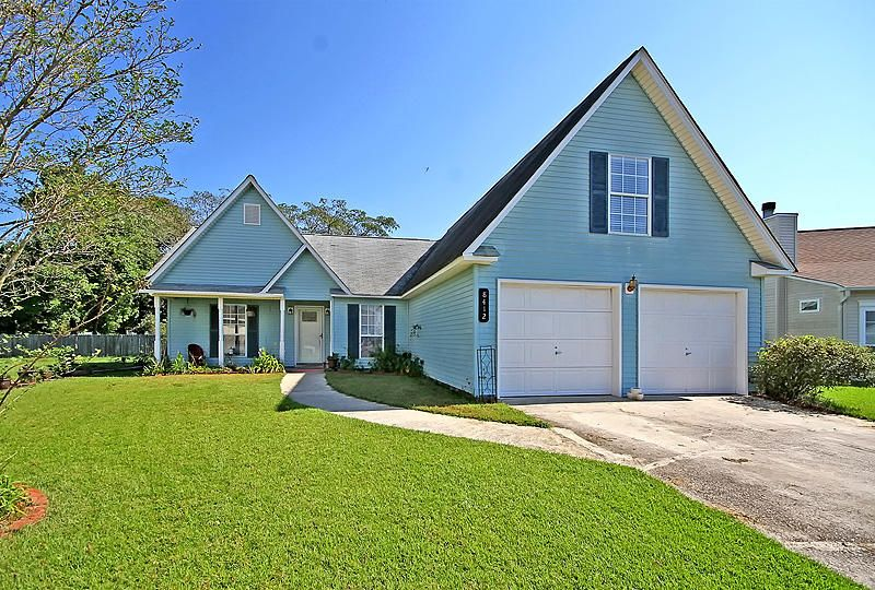 8412 Creekstone Drive North Charleston, SC 29406
