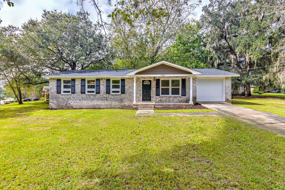 7643 Cherrywood Drive North Charleston, SC 29418