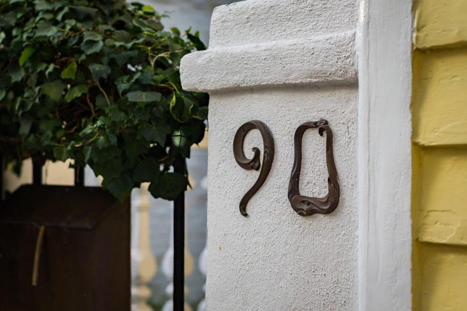 90 Tradd Street Charleston, SC 29401
