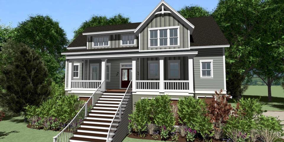 4253 Haulover Drive Johns Island, SC 29455