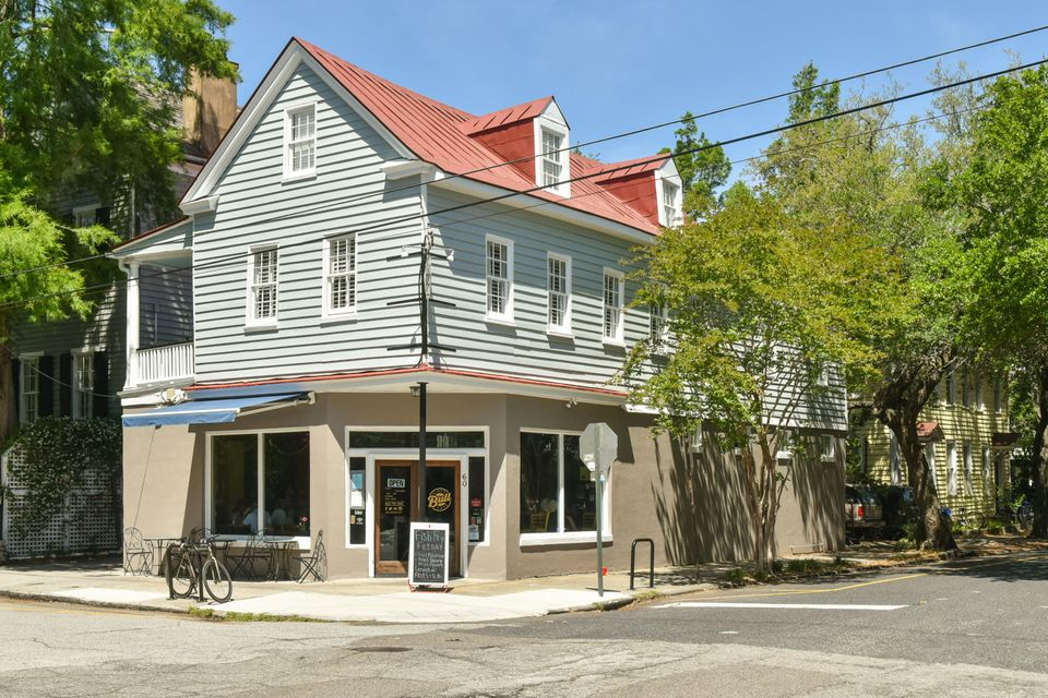 60 Bull Street Charleston, SC 29401