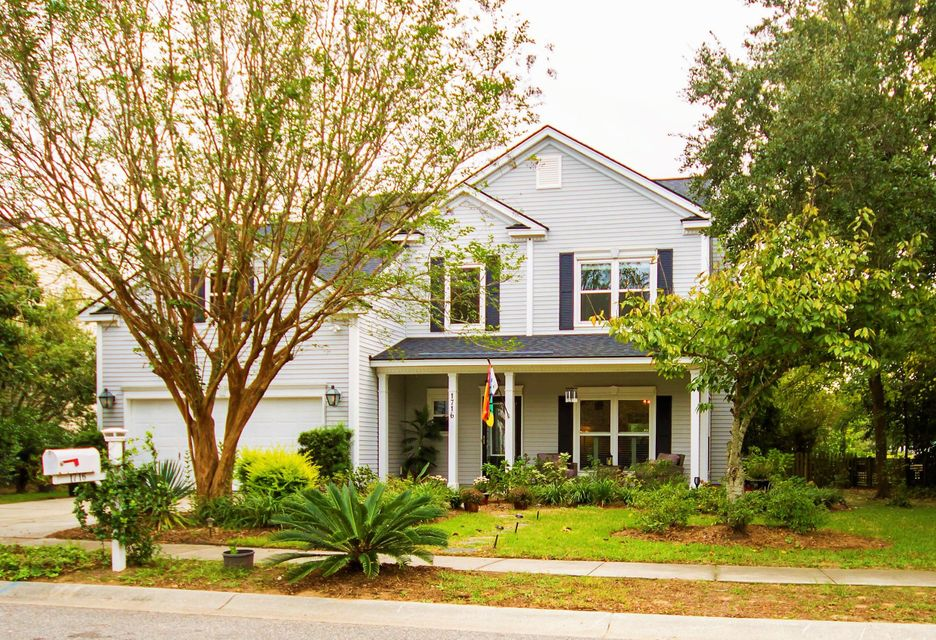 1716 Crystal Lake Drive Charleston, SC 29412
