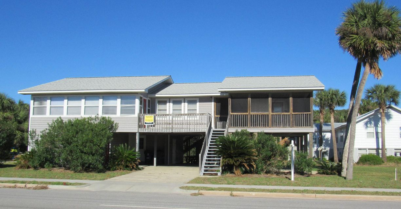 1401 Palmetto Boulevard Edisto Beach, SC 29438