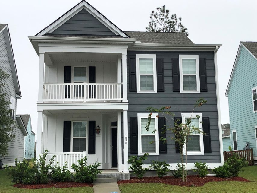 1858 Grovehurst Drive Charleston, SC 29414