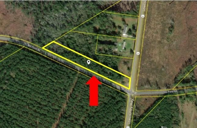 0-A Mill Pond Road Highway Walterboro, SC 29488