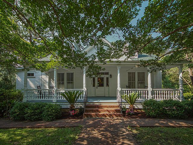 Historic Homes for Sale in Summerville   Historic Houses for