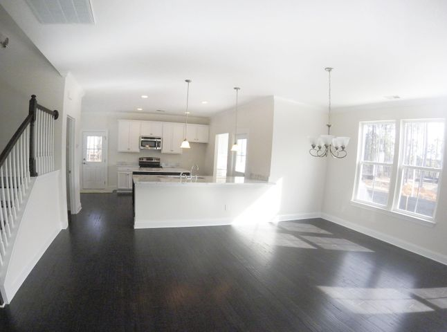 Check out all that great natural lighting. Pictures are not of the actual home but of the same plan.