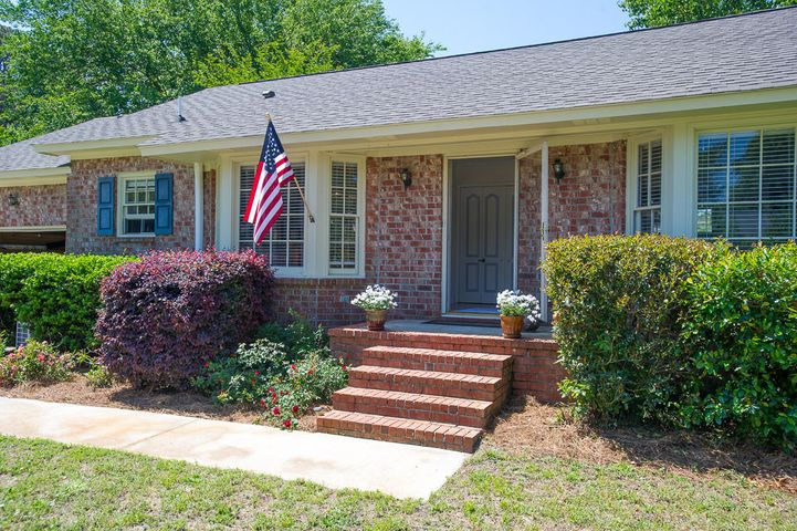 Welcome to this open floor plan brick ranch in a highly desirable neighborhood.