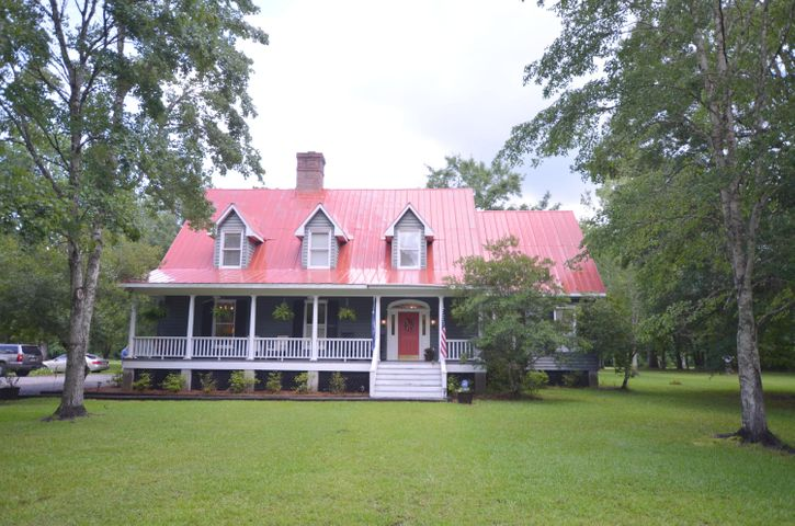 1622 Palmers Bridge Road, McClellanville, SC 29458