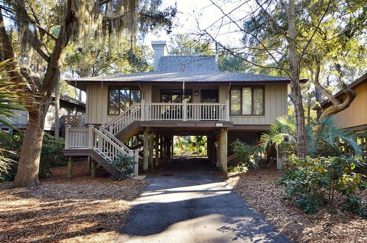 4133 Bulrush Ln 1/13th Share, Kiawah Island, SC 29455