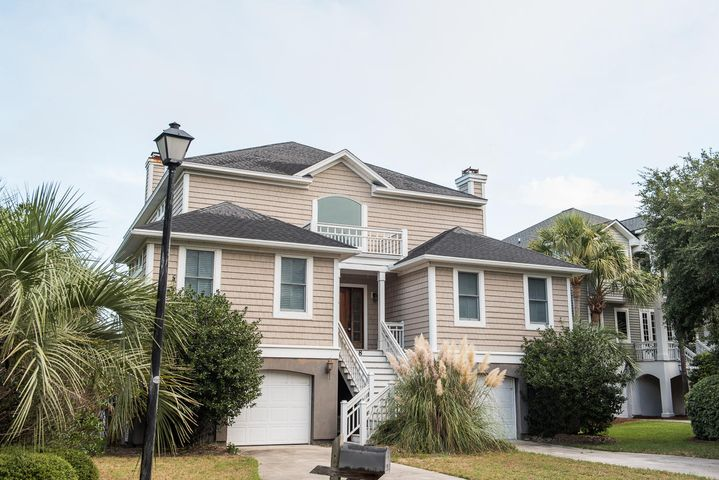 8 Ensign Court, Isle of Palms, SC 29451
