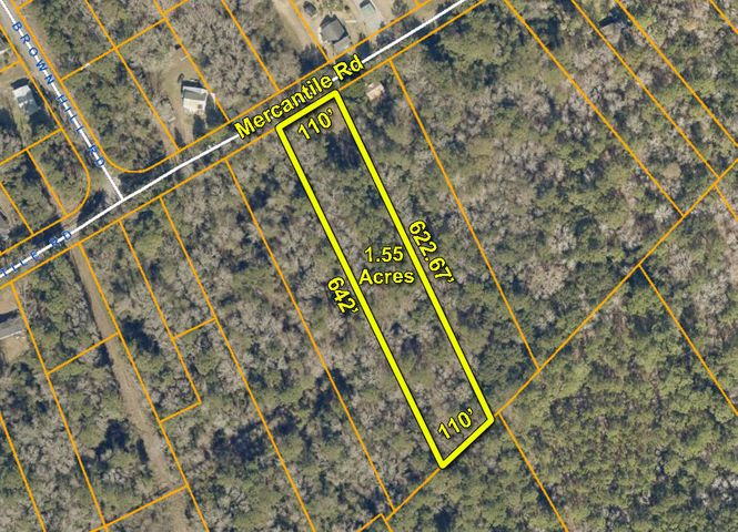 517 Mercantile Road, McClellanville, SC 29458