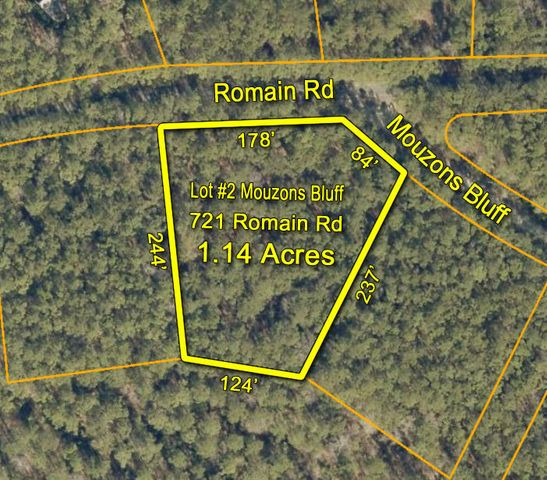 721 Romain Road, McClellanville, SC 29458