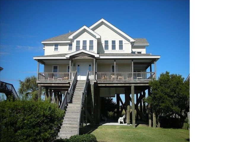 1622 E Ashley Avenue, Folly Beach, SC 29439