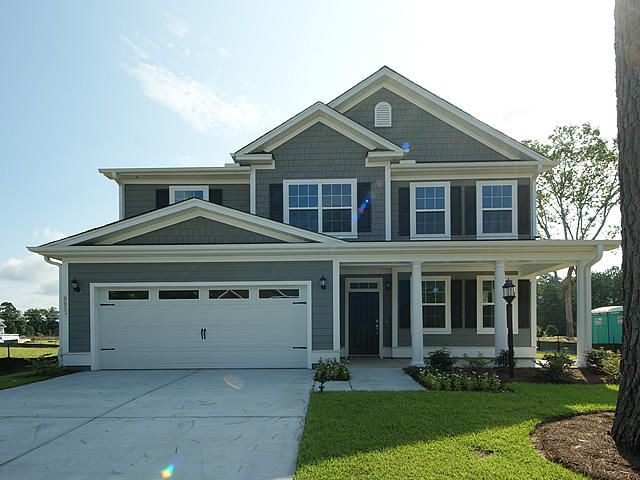 Example of the Kerrington B. Please see sales consultant for specific options going into this Kerrington Quick Move-In.