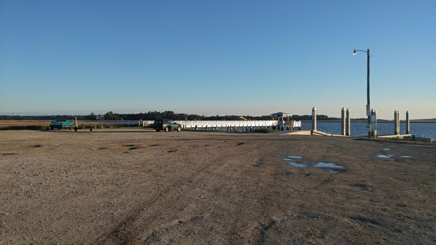 Cherry point Boat landing, where Charleston Regatta is held every year 1/2 mile from the property