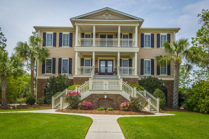 This 4 or 5 BR home with 4 full baths is impeccably maintained!