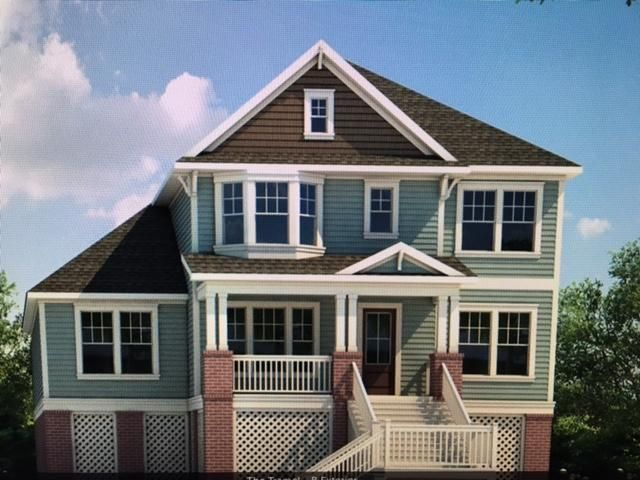 Beautiful front elevation with lovely curb appeal!