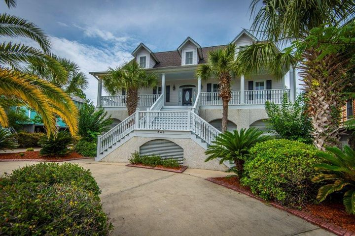 342 Shadow Race Lane, Folly Beach, SC 29439