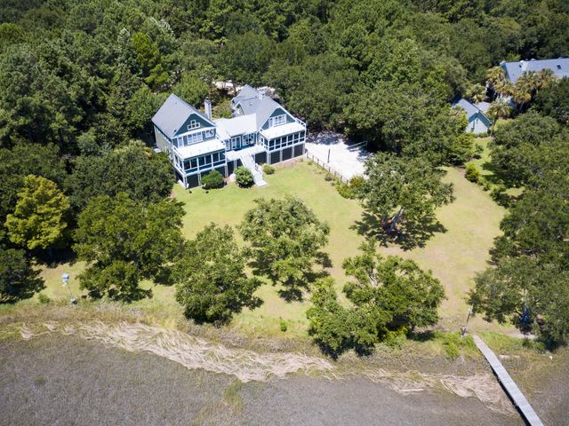 Magnificent home on the Intracoastal Waterway with a deep water dock!