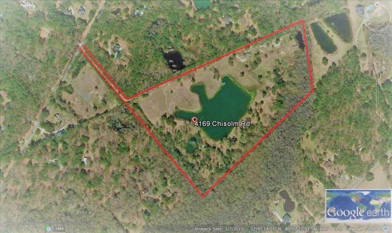 4169 Chisolm Road, Johns Island, SC 29455