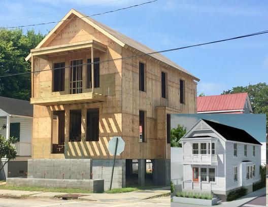 11 Norman St - A gorgeous new home in the Westside neighborhood. Estimated completion is November 2017